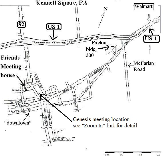 Map Central Kennett Sq 2
